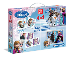 Edu Kit 4 in1 Frozen | Dodax.ch
