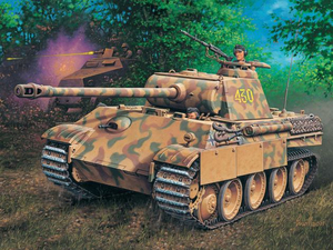 Revell PzKpfw V PANTHER Ausf.G 1:72 Assembly kit Tank | Dodax.ch