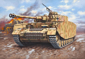 Revell PzKpfw. IV Ausf.H 1:72 Assembly kit Tank | Dodax.ch