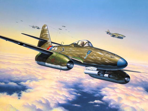 Revell Me 262 A1a 1:72 Assembly kit Fixed-wing aircraft | Dodax.de
