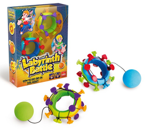 Labyrinth Battle (Kinderspiel) | Dodax.at