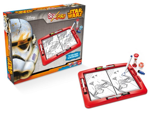 Goliath Spotography Star Wars voor €7,15