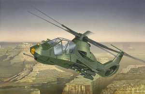 Revell RAH-66 Attack Helicopter 1:72 Assembly kit Rotorcraft | Dodax.at