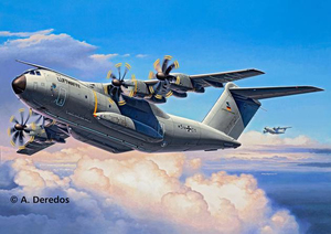 Revell Airbus A400M ATLAS 1:144 Assembly kit Fixed-wing aircraft | Dodax.ch