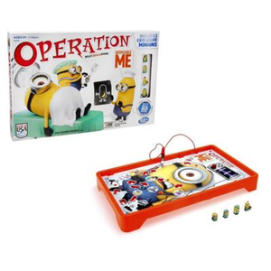 Hasbro Operation: Despicable Me 2 - Silly Skill Game | Dodax.co.uk