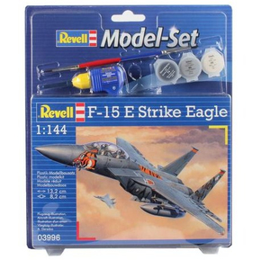 Revell F-15E Strike Eagle 1:144 Assembly kit Fixed-wing aircraft | Dodax.ch