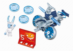 Playmobil - Playmobil Action Frosty mit Disc-Shooter (6832) | Dodax.at