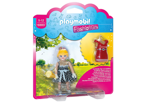 Playmobil - Playmobil Fashion Girls Fifties Fashion Girl (6883) | Dodax.nl