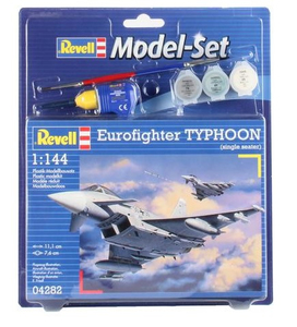 Revell Eurofighter Typhoon 1:144 Assembly kit Fixed-wing aircraft | Dodax.ch
