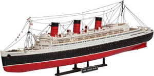 Revell Queen Mary 1:570 Passenger ship Assembly kit | Dodax.es
