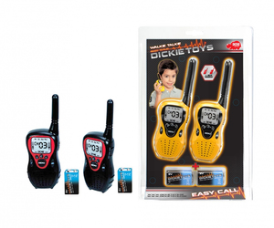 Image of Dickie Toys Walkie Talkie Easy Call