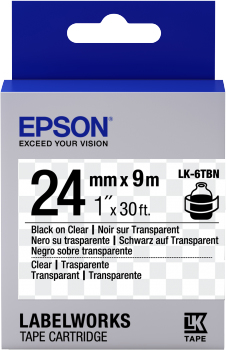 Epson LK-6TBN | Dodax.co.uk