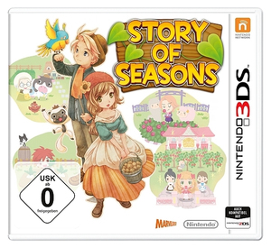 Nintendo Story of Seasons | Dodax.fr
