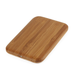 Maxfield Charging Pad Single Pad bamboo | Dodax.ch
