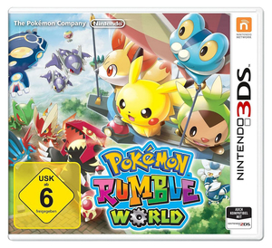 Pokémon Rumble World - 3DS | Dodax.ch