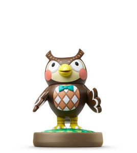 Nintendo - amiibo Animal Crossing Collection Blathers Collectible Figure (1080866) | Dodax.at