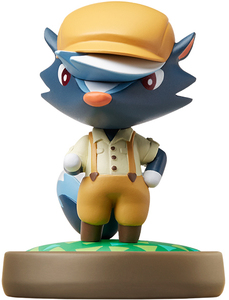 Nintendo - amiibo Animal Crossing Collection Kicks Collectible Figure (1081166) | Dodax.co.uk