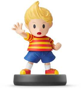 Nintendo - amiibo Lucas No.53 Collectible Figure (1081266) | Dodax.at