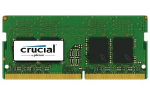 Crucial 2x4GB DDR4 8GB DDR4 2400MHz memory module | Dodax.co.uk