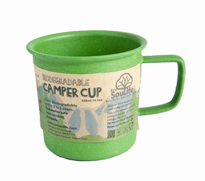 EcoSouLife Camper Cup Green | Dodax.co.jp