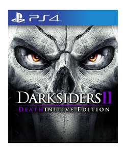 Nordic Games Darksiders II Deathinitive Edition, PS4 | Dodax.fr