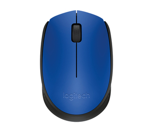 Logitech M171 wireless Mini Maus blau | Dodax.de