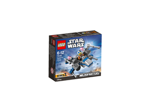 Lego - Lego Star Wars Microfighters Resistance X-Wing Fighter (75125) | Dodax.at