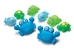 Playgro Bathtime Squirtees Boy | Dodax.ch