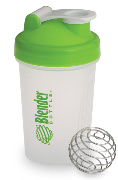 Blender Bottle Classic Clear 591 | Dodax.at
