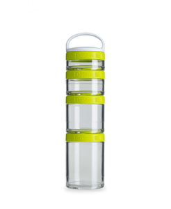 Image of BlenderBottle - GoStak Food Storage Containers 0% BPA 150ml/100ml/60ml/40ml, 4 pcs (600175)
