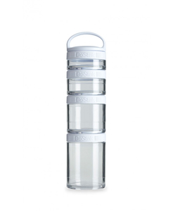 Image of BlenderBottle - GoStak Food Storage Containers 0% BPA 150ml/100ml/60ml/40ml, 4 pcs (600261)