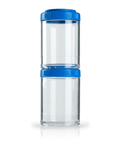 Image of BlenderBottle - GoStak Food Storage Containers 0% BPA 150 ml, 2 pcs (600262)