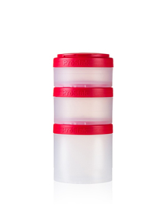 Image of BlenderBottle - ProStak Expansion Pak Food Storage Containers 250ml/150ml/100ml, 3 pcs (600243)