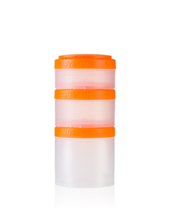Image of BlenderBottle - ProStak Expansion Pak Food Storage Containers 250ml/150ml/100ml, 3 pcs (600253)