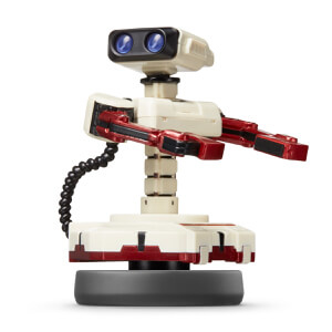 Nintendo - amiibo R.O.B. Famicom Colors No.54 Collectible Figure (2000166) | Dodax.ch
