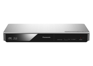 Panasonic DMP-BDT185EG, High End BD Player, | Dodax.ch