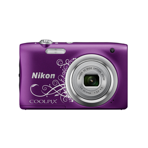 Nikon Coolpix A100 purple li, 20.1 MP | Dodax.ch