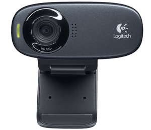 Logitech HD Webcam C310 5-MP | Dodax.ch