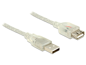 DeLOCK 2m, 2xUSB2.0-A | Dodax.at