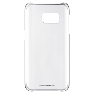 Samsung EF-QG930C Clear Cover silver | Dodax.at
