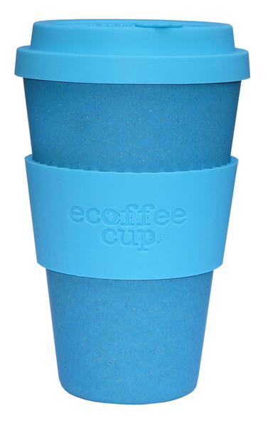 Ecoffee Cup Aquaman Blue 1pc(s) cup/mug | Dodax.com