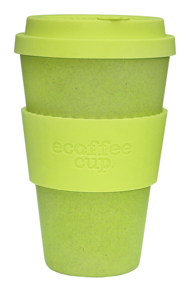 Ecoffee Cup Lime Spider Lime 1pc(s) cup/mug | Dodax.com