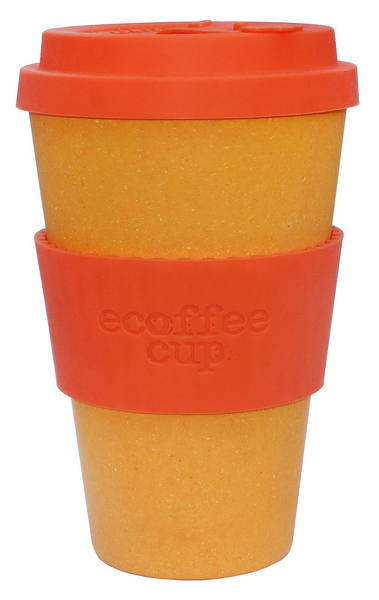 Ecoffee Cup Orangery Orange 1pc(s) cup/mug | Dodax.com