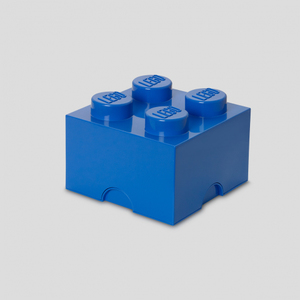 Lego - Toy Storage Blue (40031731) | Dodax.nl