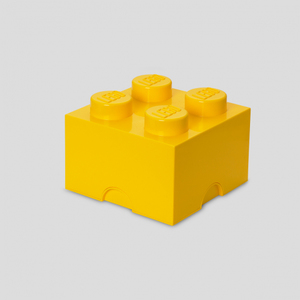 Lego - Toy Storage Yellow (40031732) | Dodax.es