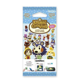 Nintendo Animal Crossing amiibo Cards Triple Pack - Series 3 | Dodax.at
