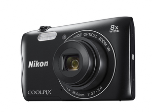 Nikon - Digital Camera (COOLPIX A300) | Dodax.ch