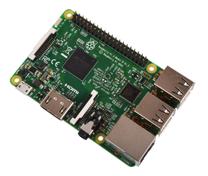 Raspberry Pi 3 Model B | Dodax.at