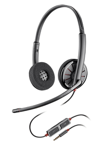 Plantronics BLACKWIRE 225.1, BINAURAL | Dodax.at