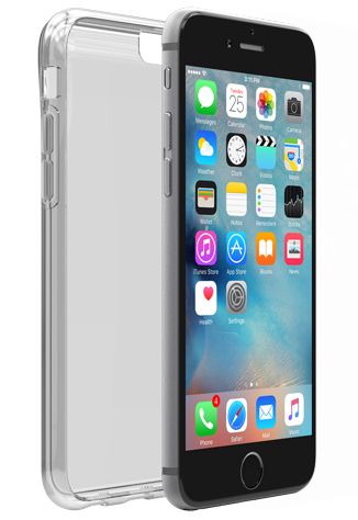 """Otterbox Clearly Protected Skin 4.7"""" Abdeckung Transparent   Dodax.ch"""